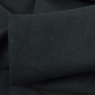 Photography of Pure Washed Linen - Black
