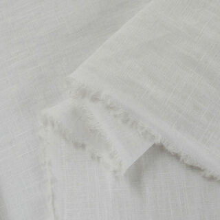 Photography of Pure Washed Linen - White