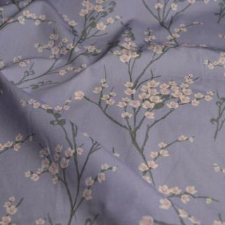 Photography of Poplin Print - Hojo - Lilac