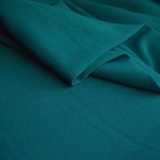 Photography of Set Piece - Italian Crepe - Teal 2m
