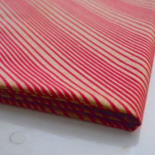Photography of Clothworks - All Wrapped Up - Stripe Red