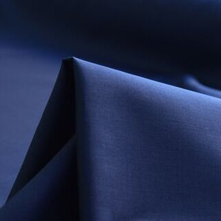 Photography of Plain Poly/Cotton - Navy