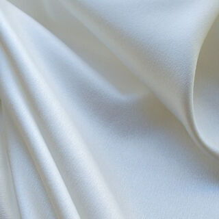 Photography of Luxury Satin Backed Crepe - Ivory