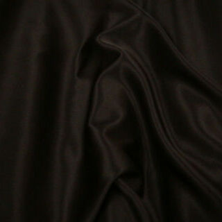 Photography of Luxury Satin Backed Crepe - Black