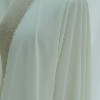 Photography of SET PIECE 1.1M Superior Satin Crepe - Ivory