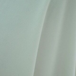 Photography of Superior Satin Crepe - Ivory 1.95m set piece