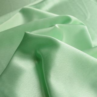 Photography of Satin Backed Crepe - Pale Green