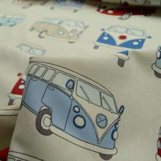Photography of Set Piece - Canvas - VW Campervan 1m