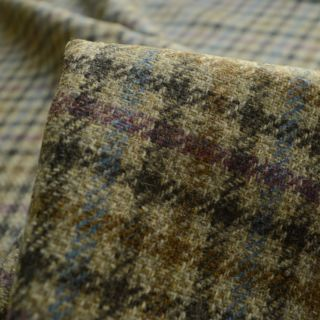 Photography of Wool- Country Tweed