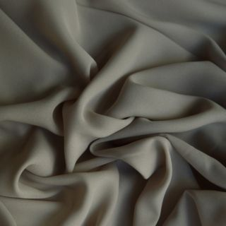 Photography of Georgette Dress Fabric - Beige