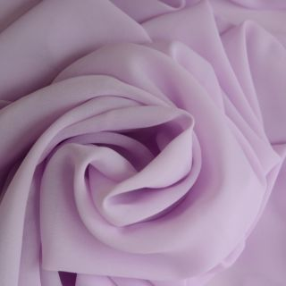 Photography of SET PIECE 2M Georgette Dress Fabric - Rose