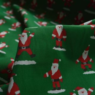 Photography of Christmas Polycotton - The Main Man