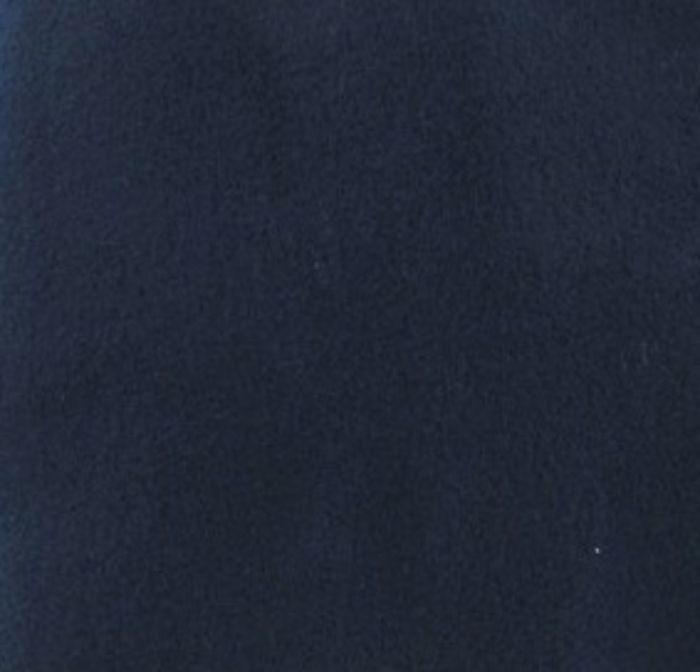 Navy Blue Polar Fleece Fabric