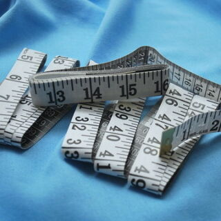 Photography of Tape Measures