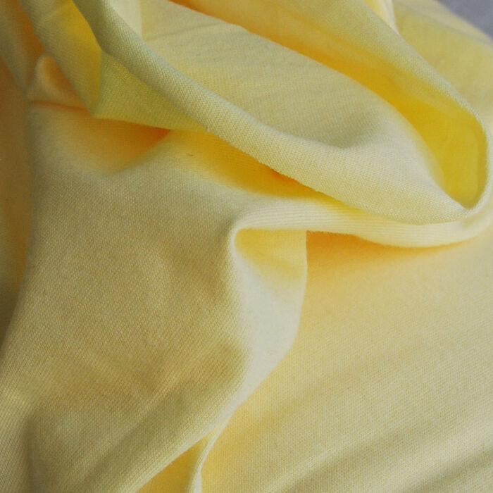 New Cotton Jersey - Yellow
