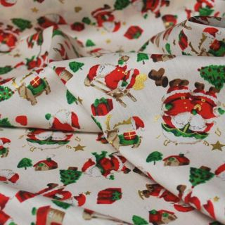 Photography of Combed Cotton - Christmas