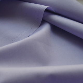 Photography of Plain Dyed Cotton Poplin - Iris