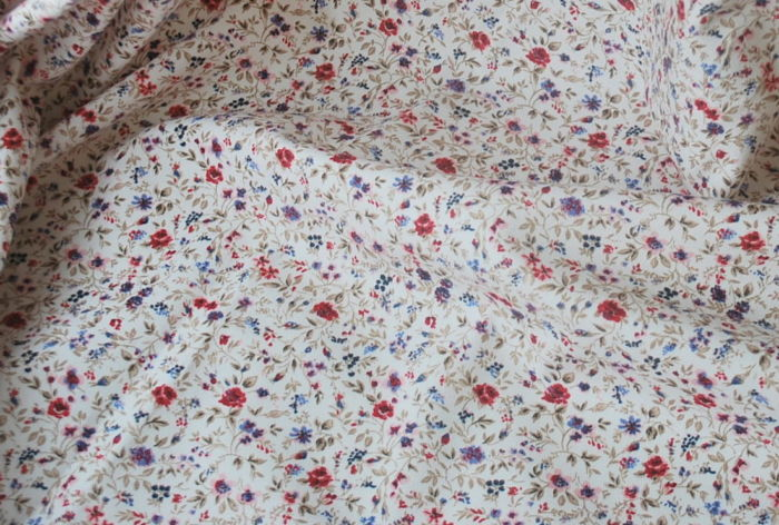 Wild and Free - Cotton and Lycra Fabric - CU