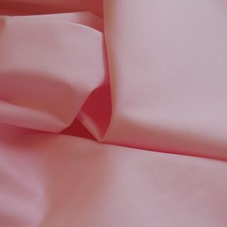 Photography of Plain Dyed Cotton Poplin - Pale Pink