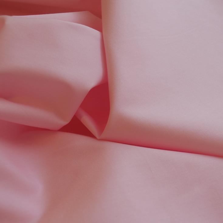 Peach Polycotton Fabric 114 cm width  free p/&p Poplin Fabric