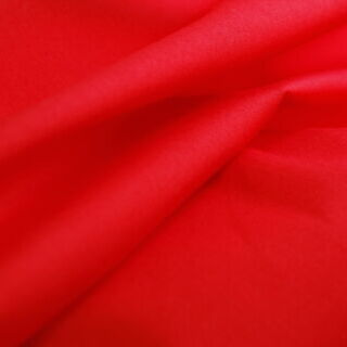 Photography of Plain Dyed Cotton Poplin - Red