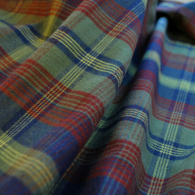 Flannel_Navy Check