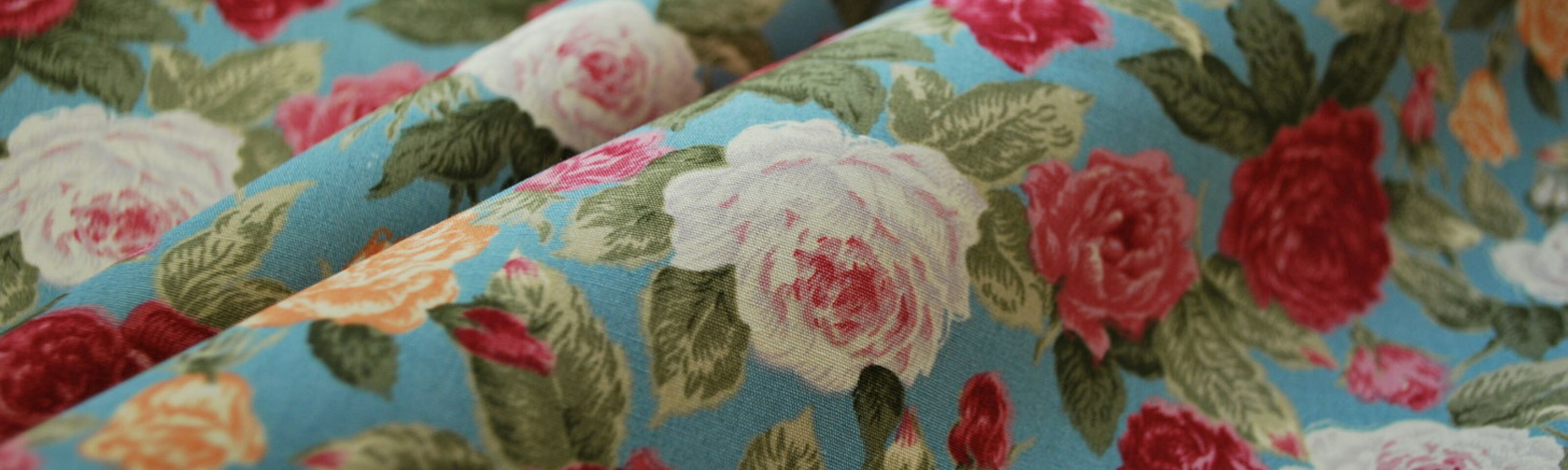 English Rose - Cotton Poplin