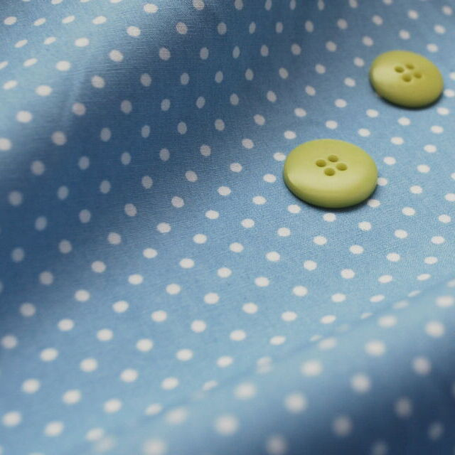 Photography of Poplin Prints - The Crafty Spot - Pale Blue