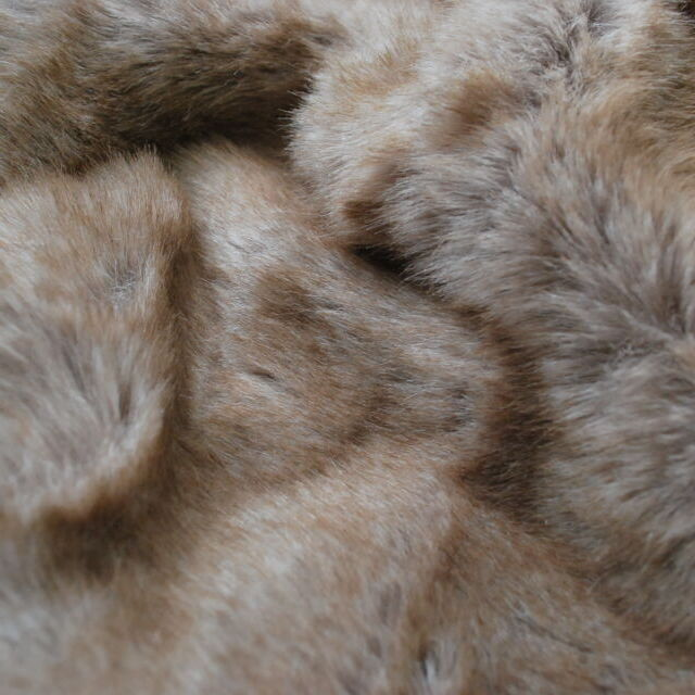 Fake fur fabric_french_rabbit ii