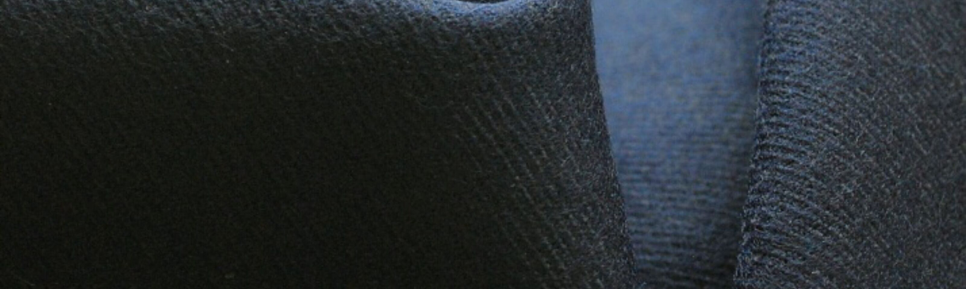 Melton_Navy blue_Wool suiting jacketing