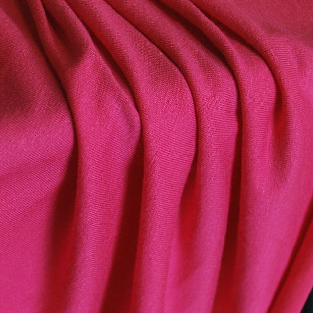 Photography of Viscose Jersey- Pink