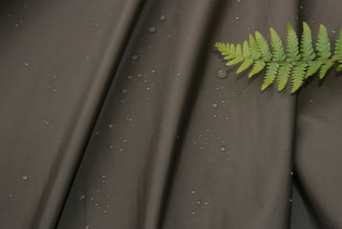 Ultra light waterproof fabric olive green