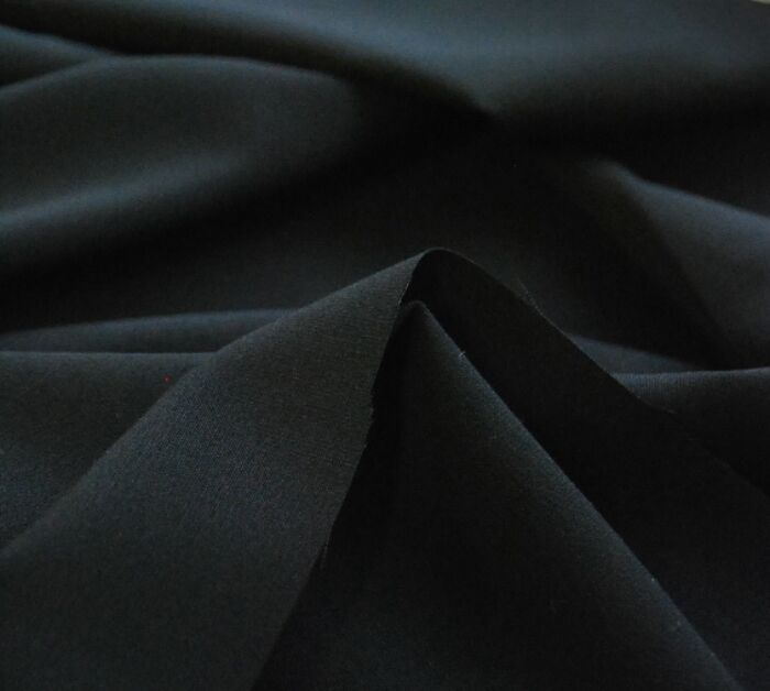 A New Start poly wool viscose gaberdine suiting fabric cu