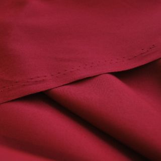 Photography of Plain Dyed Cotton Poplin - Claret