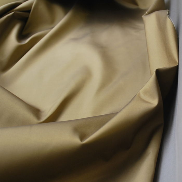 Revoyce Water repellent fabric Gold w