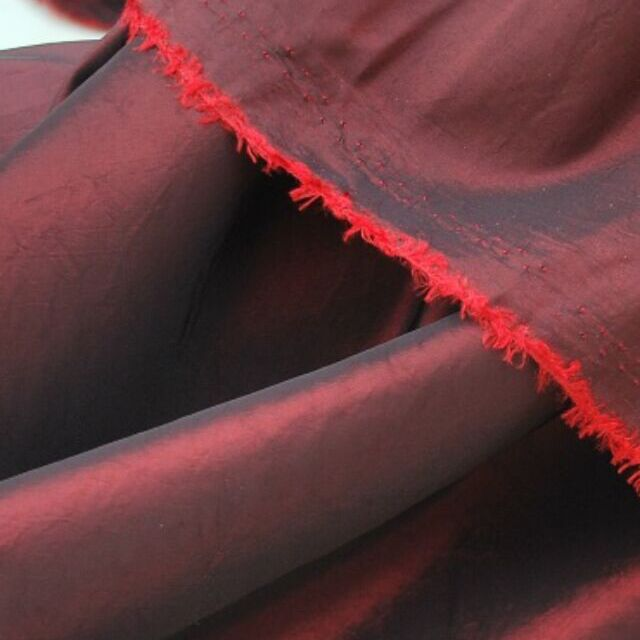 Photography of Claret Taffeta