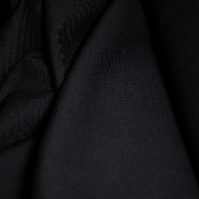 Photography of Cotton Jersey - Black