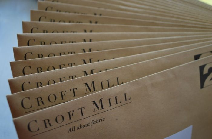 Croft Mill Letters Mailer