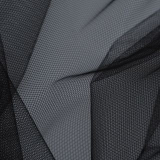 Photography of Dress Net - Black