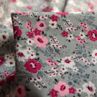 Photography of Poplin Prints - Fancy Pants - Grey