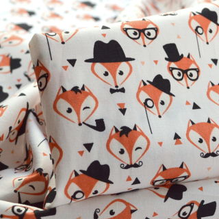Photography of Poplin Prints - Fantastic Mr Fox