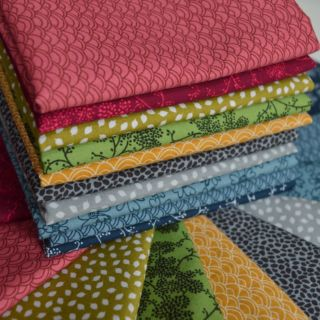 Photography of Craft Cotton Pack - 10 Fat Quarters