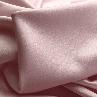 Photography of Luxury Satin Backed Crepe - Baby Pink