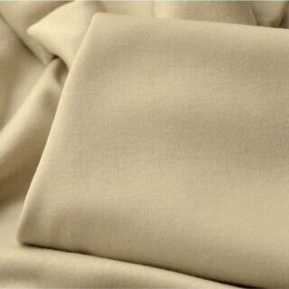Photography of Mercerised Cotton Jersey - Beige