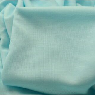 Photography of Mercerised Cotton Jersey - Pale Aqua