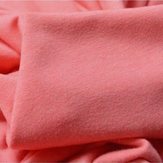 Photography of Mercerised Cotton Jersey - Pale Coral