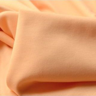 Photography of Mercerised Cotton Jersey - Peach