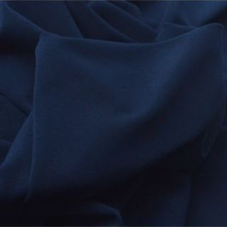 Photography of Polyester Jersey - Slinky Blue