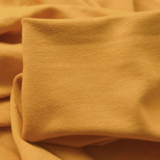 Photography of Viscose Jersey - Bobbie's Mustard
