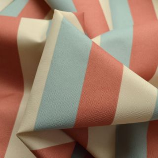 Photography of Water Resistant Canvas - Pastel Stripe